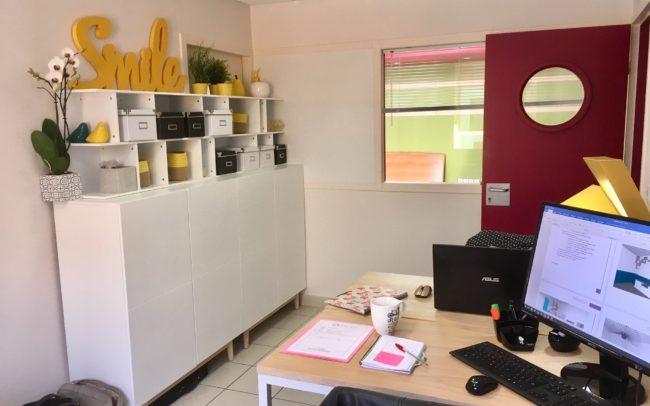 La Coworquie bureau